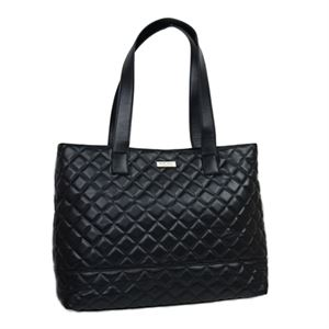 Picture of Anne Quilted Black Large Tote